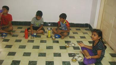 "Photo: BF/Lunch/Dinner the ""Bharatiya Baithak""!"