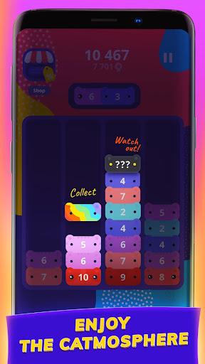 CATRIS - Merge Cat | Kitty Merging Game 1.10.1.0 screenshots 2
