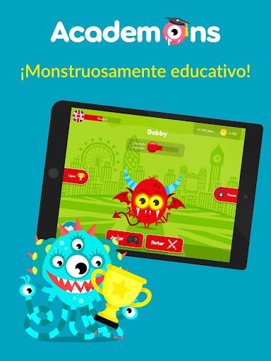 Academons - Primaria juegos educativos  screenshots 15