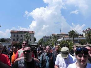 Photo: 12 giugno domenica - Raduno Aquile Millenarie - Pizza Giorgini SBT