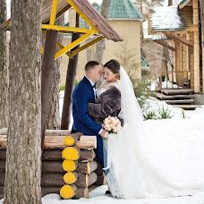 Wedding photographer Olga Manokhina (fotosens). Photo of 11.03.2017