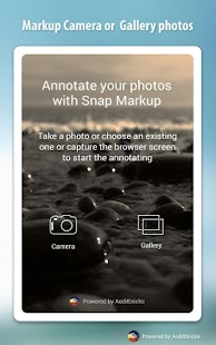 Snap Markup - Photo, imag, picture Markup tool Screenshot