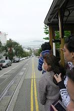 Photo: Alcatraz im Hintergrund