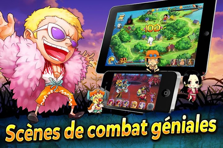android Monde de Pirates Screenshot 1