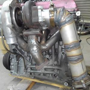 シルビア S13のエンジンのカスタム事例画像 ガレージジュンさんの2018年11月11日21:32の投稿