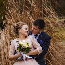 Wedding photographer Tatyana Kulikova (TatyyanaKulikov). Photo of 06.11.2016