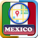 Mexico Maps And Direction icon