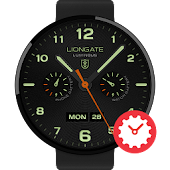 Luminous watchface by Liongate