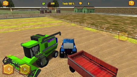 Combine Harvester 2016 1.0 screenshot 2085968