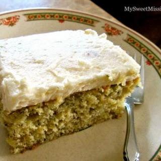 Moist Banana Cake Recipes.