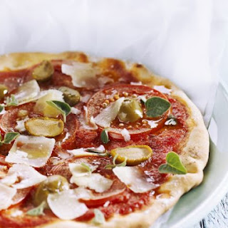 Classic Italian Flatbread Pizza