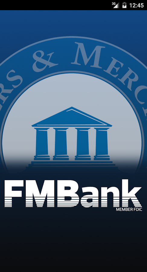 FMBank for Android- screenshot