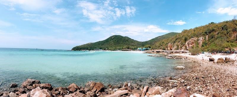 Ko Lan. Mejor playa de la isla.