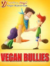 Photo: Vegan Bullies