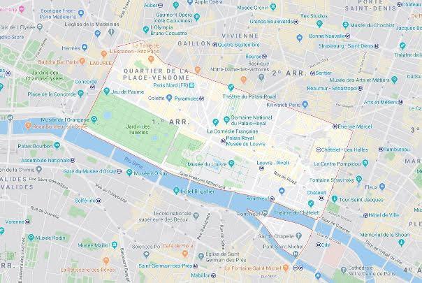 1º arrondissement