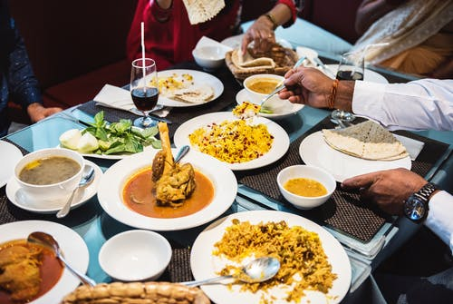 Real Indian cuisine in Australia : THE F