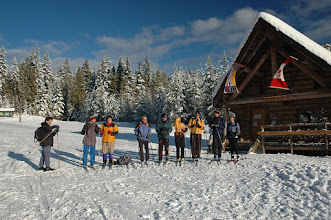 Photo: Ready to go! Larch Hills Chalet