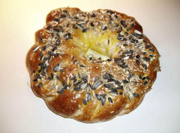 Bird Seed Wreath Recipe