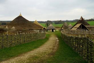 Photo: Butser Ancient Farm