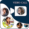 Random Video Chat with Girls - Live Video Chat icon