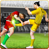 Kung Fu Football Fighting: Soccer Players 2018