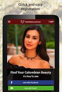 dating apps in colombia For now, facebook dating is only available in colombia, but the company is expected to bring it to other countries in the future the service is built into facebook's core mobile app, but is.