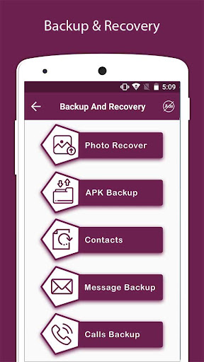 Recover Deleted All Photos, Files And Contacts 3.5 screenshots 13