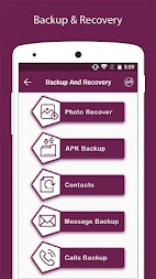 Recover Deleted All Photos, Files And Contacts APK screenshot thumbnail 1
