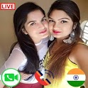 Indian Girls Video Chat icon
