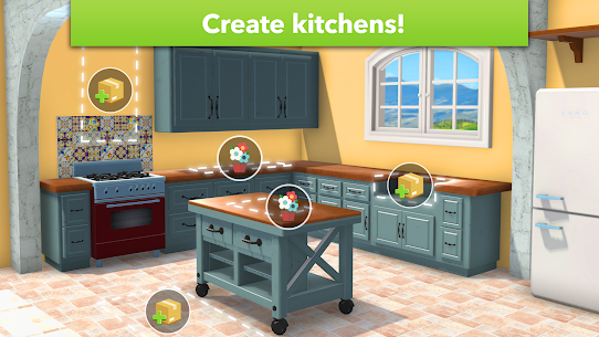 Home Design Makeover Mod Apk (Unlimited Money/Tickets) 3.4.5g 3