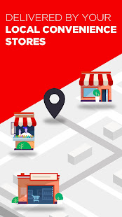 Wabi: Shop Local Convenience Stores -Free Delivery