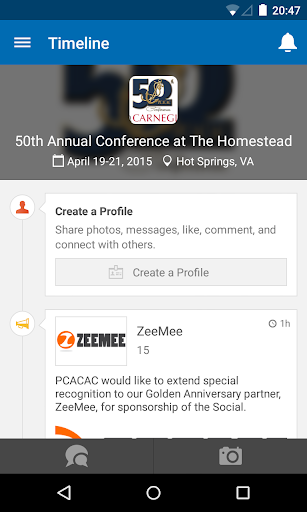 PCACAC 2015 Conference