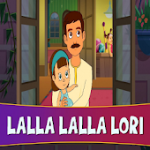 Lalla Lalla Lori  kids poems: offline videos