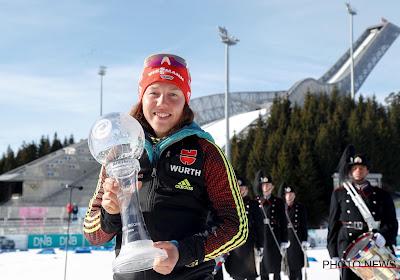 """Biatlonkampioene neemt Duitse beslissing op de korrel: """"Voetbal staat blijkbaar boven alles"""""""