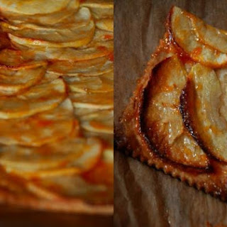 Zomppa's French Apple Tart