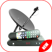 TV remote for Dish DTH