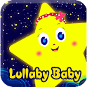 Lullaby for baby sleep icon
