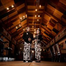 Wedding photographer Septian Aji (septianaji). Photo of 04.10.2018