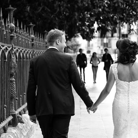 Wedding photographer carmelo ferrara (ferrara). Photo of 25.10.2017