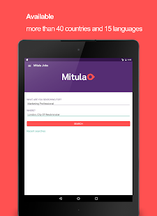 Mitula Jobs- screenshot thumbnail
