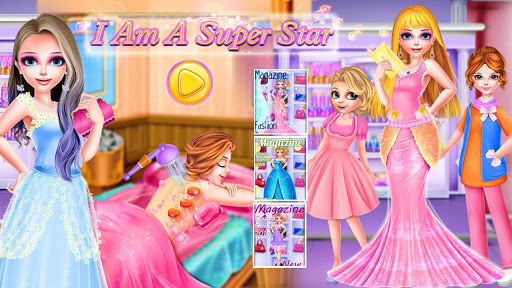 (APK) تحميل لالروبوت / PC I am A Super Star تطبيقات screenshot