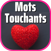 Mots Touchants Le Coeur En Images Icon