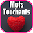 Mots Touchants Le Coeur En Images Icône