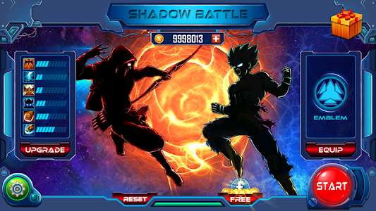Shadow Battle v1.0.4 Mod Money