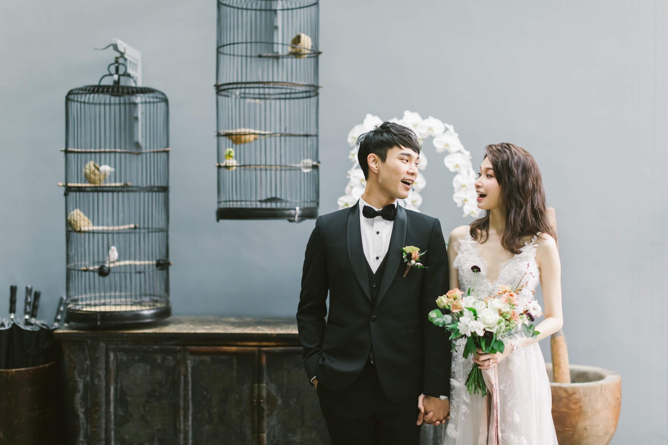 涵碧樓婚禮攝影 - 類婚紗