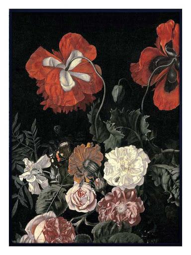 Red Poppy poster 70x100