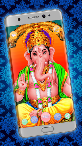 Hindu Gods Live Wallpapers 1.3 screenshots 4