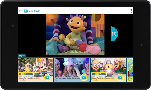 KIDOZ TV: Best Videos for Kids screenshot 11