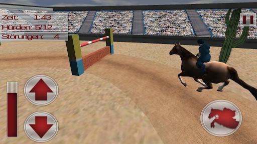 Laufen Mein Pferd Lauf 3D