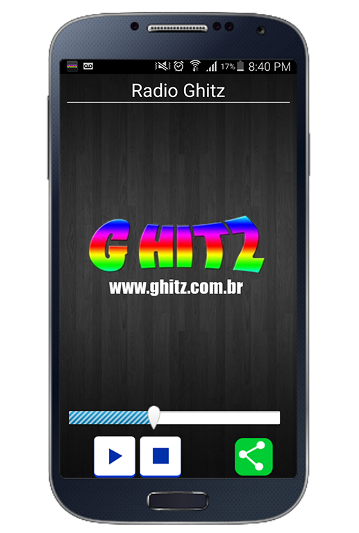 Radio Ghitz- screenshot